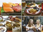 10 Places For Awesome Weekend Brunch At Clarke Quay – Dim Sum, All-Day Breakfast, International Cuisine