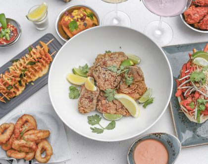 Cook & Brew – Creative Bar Bites, FRIYAY Drink Offers, Plus 1-For-1 Promo For June