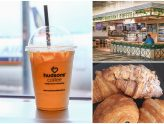 Hudsons Coffee - Australia's Popular Coffee Chain Opens In Singapore, At Changi Airport T3