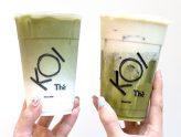 KOI Thé Singapore – Popular Matcha Latte and Matcha Macchiato Launched At Toa Payoh