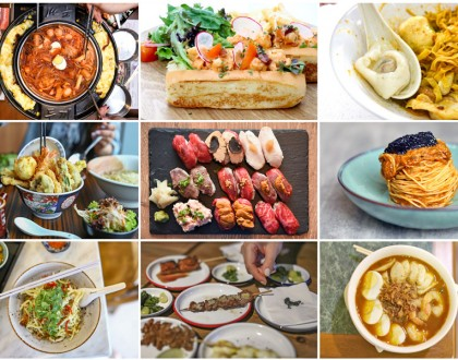 10 NEW & Hot Restaurants Singapore May 2017 - Korean Tteokbokki Buffet, Penang Food Buffet And Many Japanese Restaurants