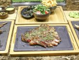 Opus Grill – NEW Porterhouse Steak At $128++ For 2, Dads Enjoy FREE 2 Sides & FREE Flow Wine During June