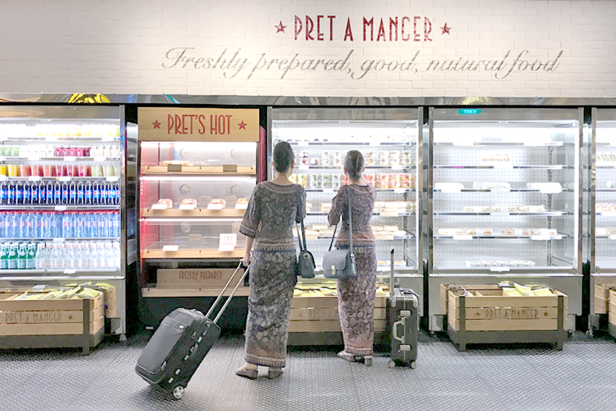How to complain about Pret A Manger customer service