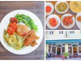 Hjh Maimunah Restaurant - Popular Nasi Padang Restaurant With Michelin Bib Gourmand