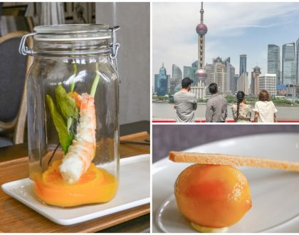 Mr & Mrs Bund - Modern French Eatery By Chef Paul Pairet, With An Incredible Shanghai View