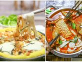 Kimchi Korean Restaurant – NEW Menu of Korean Cheesy Pizza, Snow Honey Butter Chicken, Rice Cake Stew