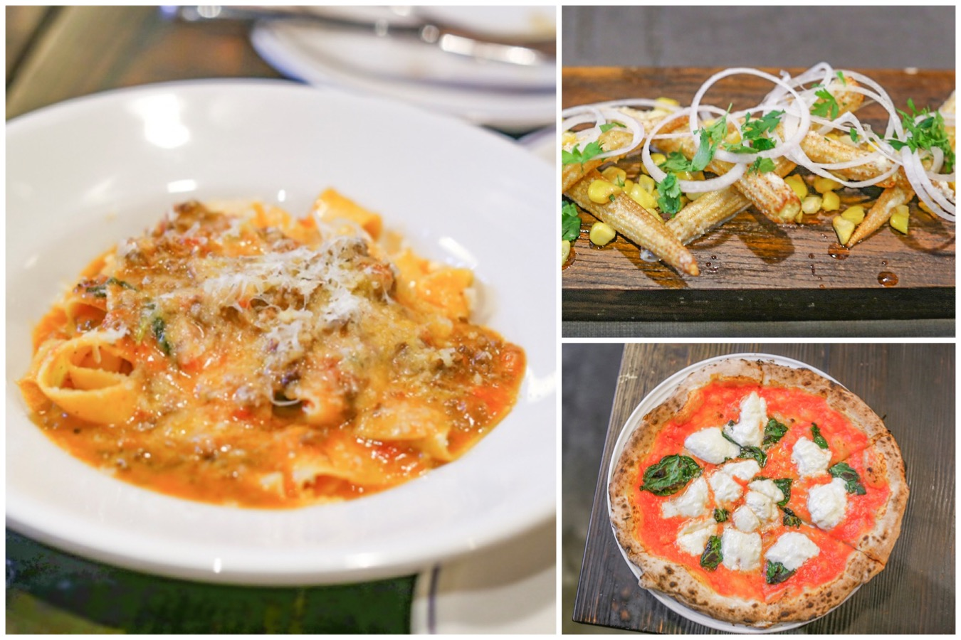 Luka – Japanese-Italian Pizza, Pasta and Wagyu Bar At Tanjong Pagar