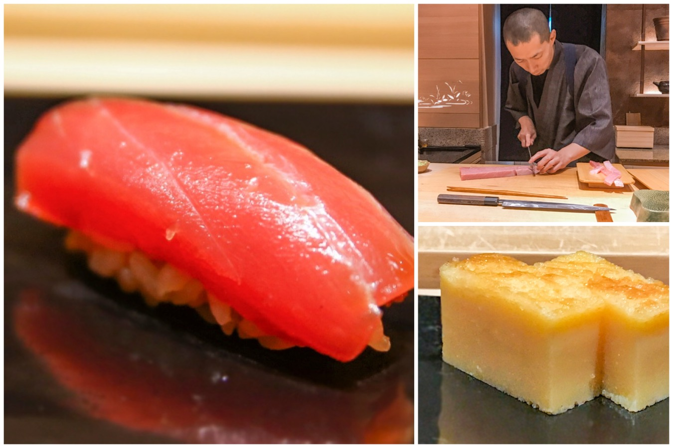 Ginza Sushi Ichi - Michelin Starred Sushi Restaurant At Orchard, Fish Flown 5 Times A Week From Tsukiji
