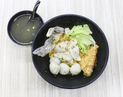 Fishball Story - Michelin Bib Gourmand Fishball Noodles Opens At Geylang, Till 2AM