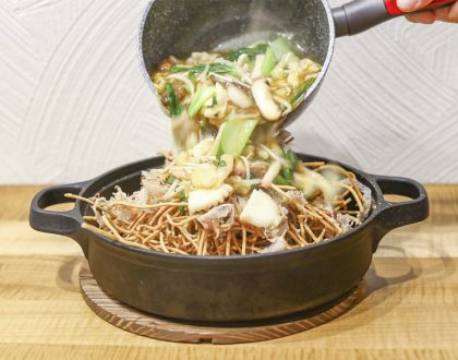 Nadai Fujisoba Ni-Hachi – Japan's No 1 Soba Restaurant In Singapore At Tanjong Pagar. Go For The Crispy Soba