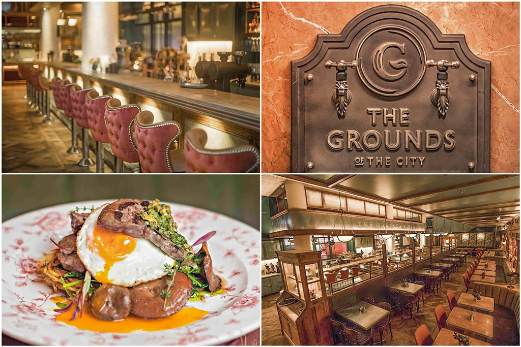 The Grounds Of The City - The Next Big Thing In Sydney. Grounds Of Alexandria Team Opens In The CBD