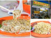 Hong Heng Fried Sotong Prawn Mee - Bib Gourmand Hokkien Mee At Tiong Bahru Market