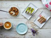 HYGGE – Cosy Floral Themed Café at Haji Lane, with Matcha and Thai Milk Tea Cake