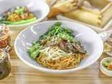 Chinese Noodle Bar by Blue Lotus - Truffle La Mian And Chilli Crab Xiao Long Bao At Science Park