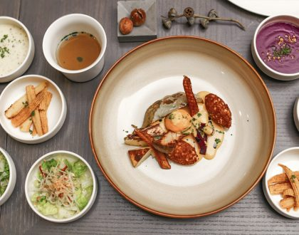 Nouri - Promising Restaurant With Dishes That Excite By Chef Ivan Brehm, At Amoy Street