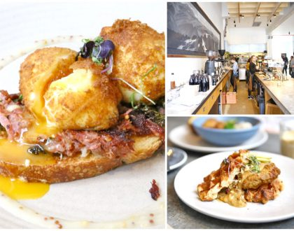 Paramount Coffee Project - Industrial-Chic Cafe On Surry Hills Sydney, With Awesome Crumbed Eggs