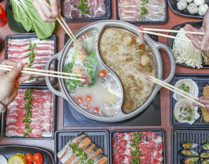 Suki-Ya – All You Can Eat Sukiyaki & Shabu Shabu. 1-For-1 Lunchtime Buffet Promo!
