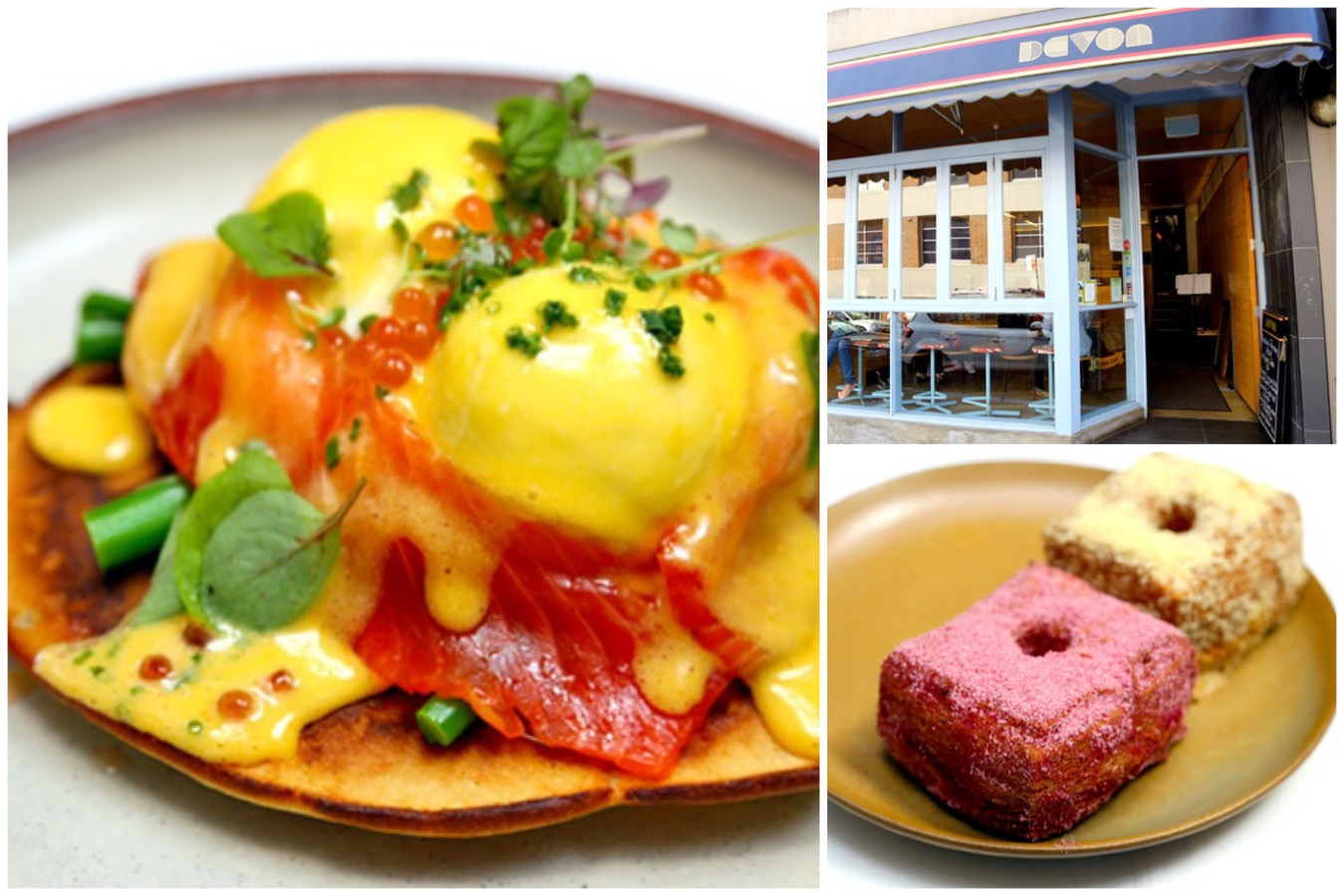 Devon Café - One Of Sydney's Best Café. Asian Fusion Food On Surry Hills, Go For The Sakuma