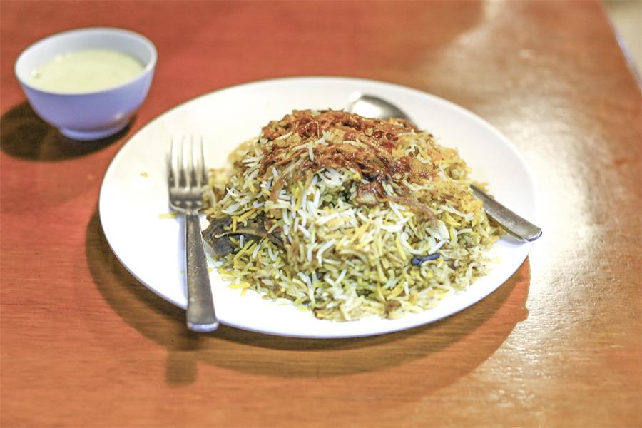 """Bismillah Biryani - """"Singapore's Best Dum Biryani""""? With Michelin Bib Gourmand"""