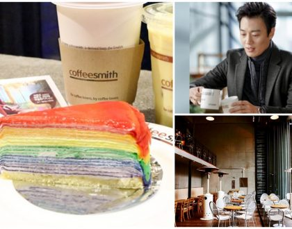 Coffeesmith – Popular Korean Café Coming To Singapore At Orchard Gateway, Opening 24 Hours During Fri & Sat