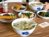 Mui Kee Congee - Famous Hong Kong Congee Arrives in Singapore. Silky Smooth With Power Wok Hei