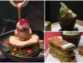 Myowa Japanese Sweet Cafe 和茗甘味處 - Matcha Paradise in Taipei. From Tiramisu, Softserve to Sizzling Hot Plate