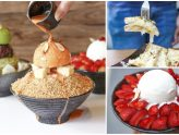 Nunsongyee – Thai Milk Tea Bingsu Exclusive To Hougang Midtown, Also With Cheese And Honey Injeolmi Toast