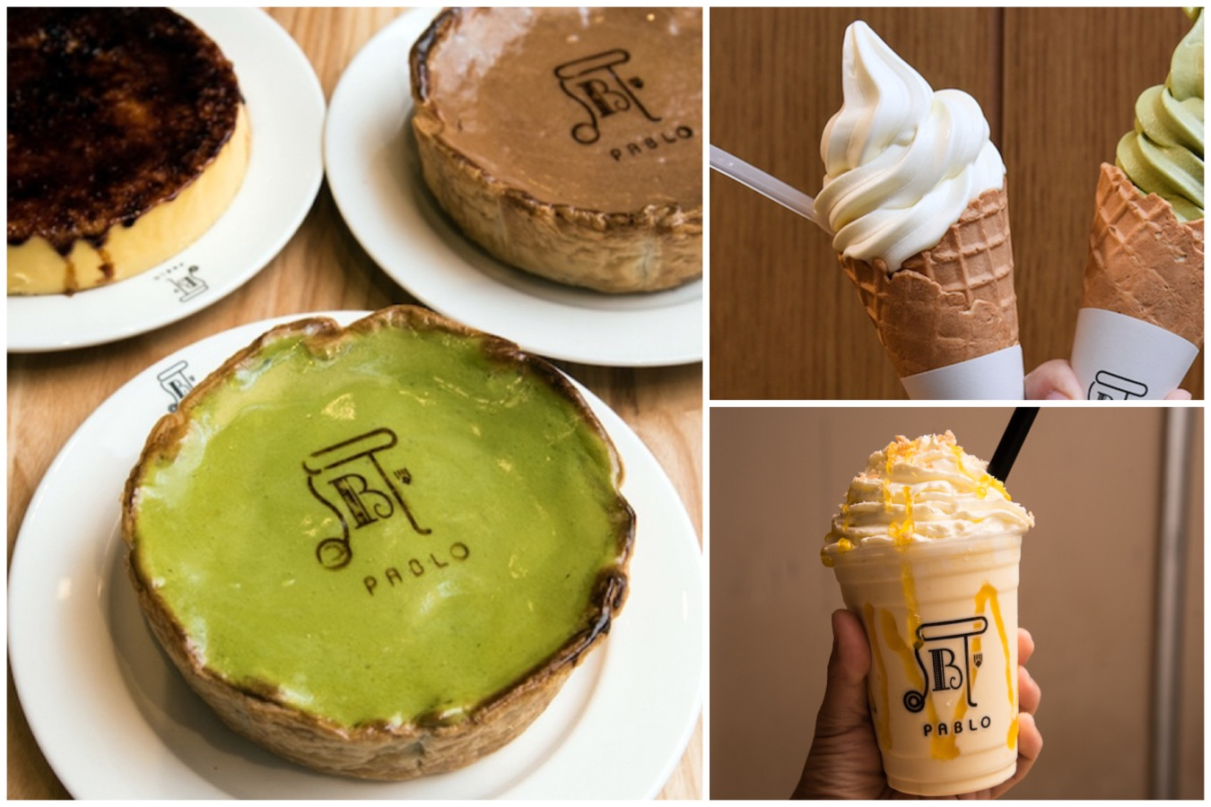Pablo Cheese Tart Café Singapore - Famous Japanese Cheese Tarts At Wisma Atria. Not THAT Fantastic?