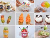 8 Stalls Of Instagrammable Sweet Treats At Seletar Mall - Raclette Cheese Churros, Rainbow Ruby, Thai Milk Tea Softserve, Ondeh Ondeh Muah Chee