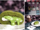 The Lobby of Simple Kaffa - That Matcha Swiss Roll! Cafe By World Barista Champion In Taipei