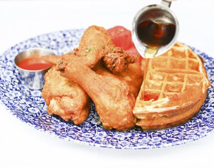 """The Bird Southern Table And Bar - Crispy Fried Chicken Restaurant """"Yardbird"""" Opens At MBS"""