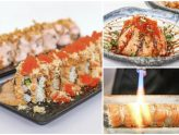 Yuba Hut - Fancy Aburi Sushi Rolls And Salmon Rice Bowls At Heartland Mall & Hillion Mall. NETT Pricings