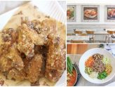 Come N Joy - Lemon Cheese Korean Fried Chicken At Millenia Walk