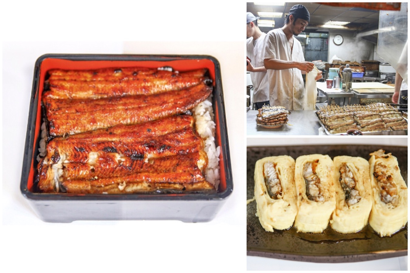 Fei Qian Wu 肥前屋 - Most Famous Unagi Restaurant In Taipei, TWD250 (SGD$11.25) For A Box. $4.50 For Katsu Don