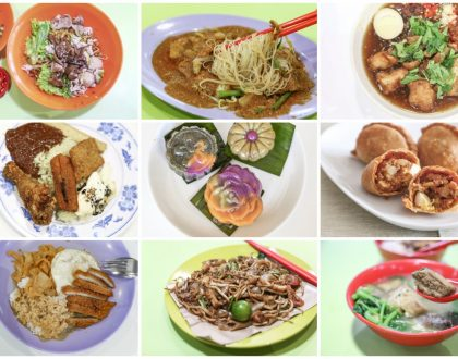 Tanjong Pagar Food Centre - 10 Best Stalls From Pandan Leaf Nasi Lemak, Rolina Curry Puff To Kueh Ho Jiak