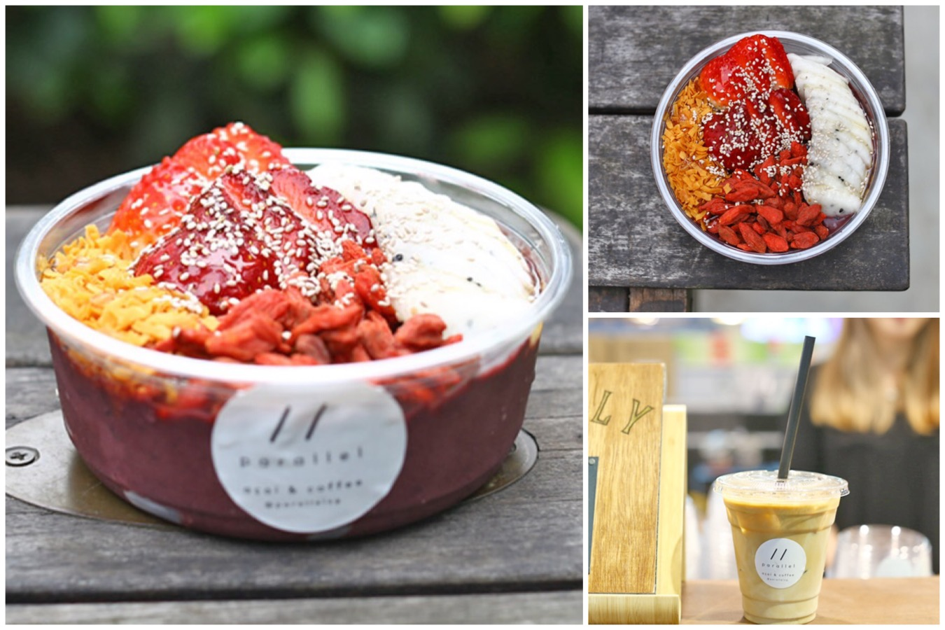 Parallel - Specialty Coffee Joint With Acai Bowls At One Raffles Place