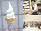 Baekmidang 百味堂 - Popular Organic Milk Soft Serve In Seoul. Smooth & Pure Tasting
