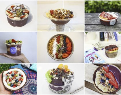 10 Best Acai Bowls In Singapore - Those Delicious Purple Treats With Antioxidant Properties