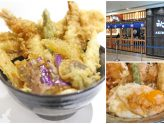 Akimitsu - Award-Winning Tendon Shop From Tokyo Opens At Plaza Singapura And Vivocity. It Was Greasy?