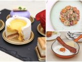 Antoinette - NEW Dishes With Local Spin, Hakka Gnocchi, Sunny Side Up Dessert And Salted Egg Cake