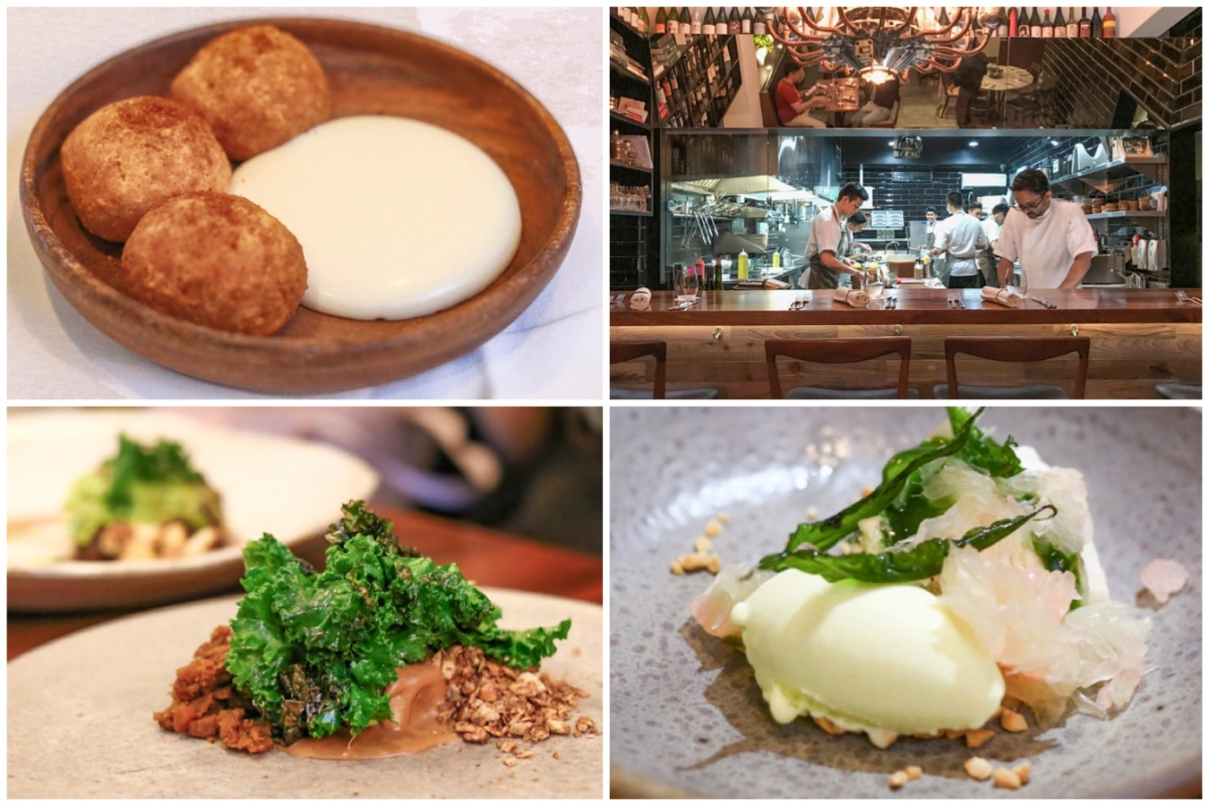 Cheek by Jowl - Michelin-Starred Modern Australian Restaurant With Multi-Cultural Influences. On Boon Tat Street