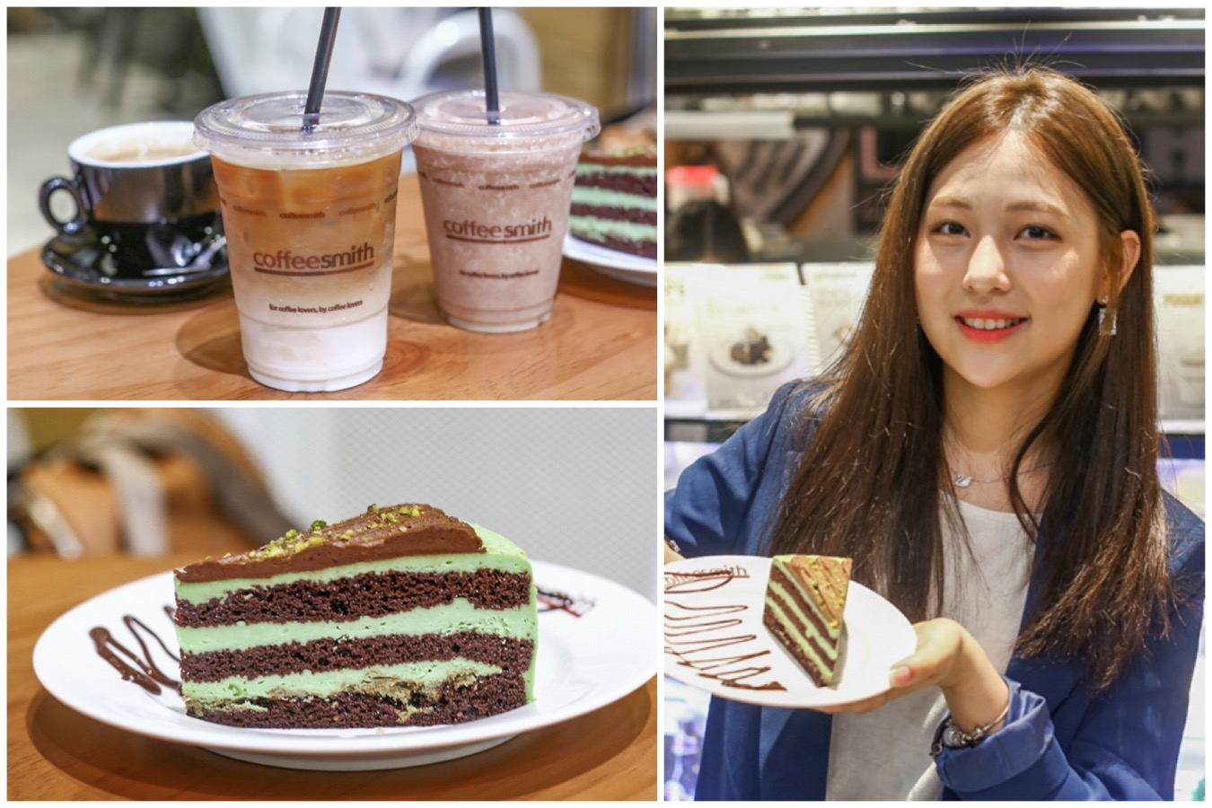 Coffeesmith Singapore - Korean Coffee Chain Arrives At Orchard Gateway. Weekdays Till 3am, Fri & Sat 24 Hours