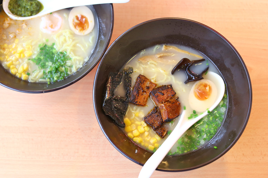 Gonpachi Ramen – $7.80 NETT Ramen Found At Hougang, Cooked With Collagen Broth