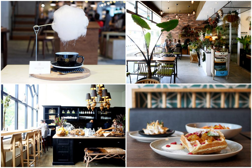 Best instagrammable cafes in singapore