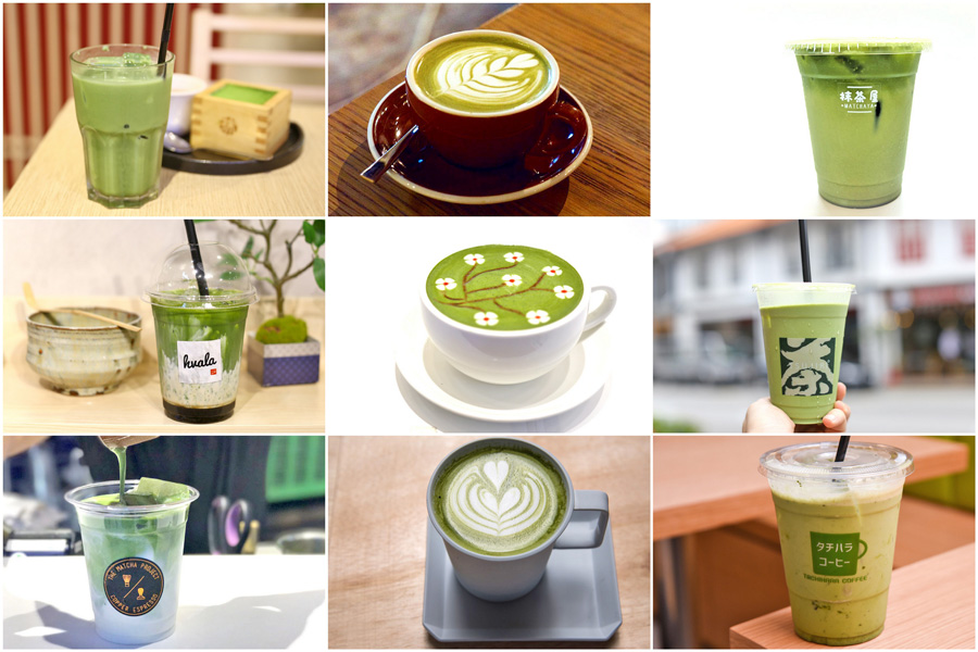 10 Best Matcha Latte In Singapore Cafes With Delicious Japanese