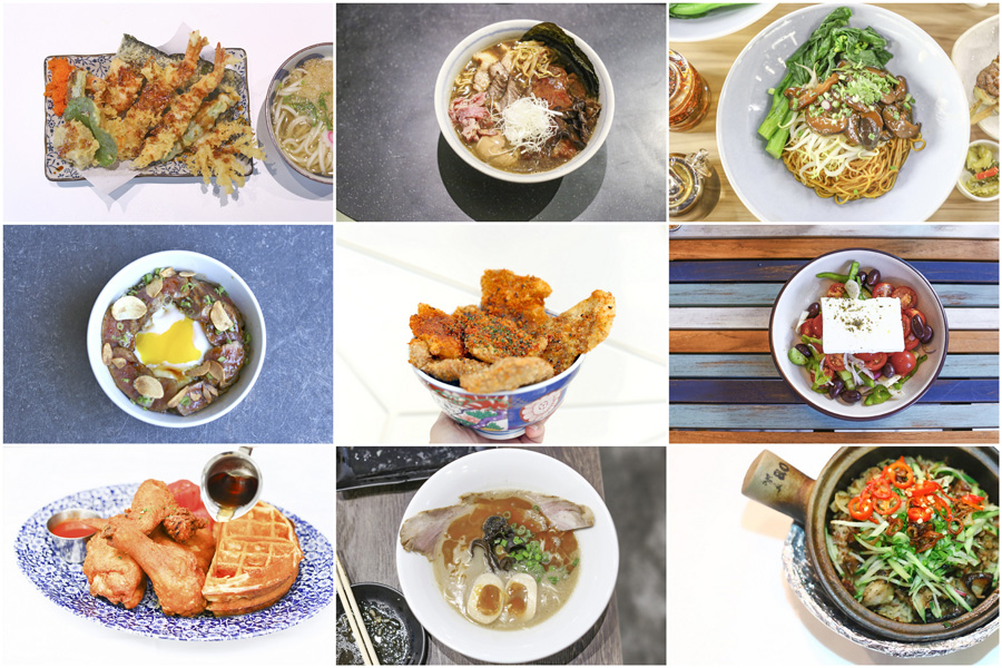 10 NEW & Hot Restaurants Singapore August 2017 - Tendon, Katsudon, Kushikatsu To Sumo Ramen