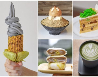 10 NEW Cafés In Singapore August 2017 - Korea's Coffeesmith, Japan's Pablo, Thai Tea Bingsu And A Bicycle Themed Cafe