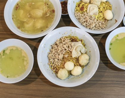 Song Kee Fishball Noodles - Toa Payoh's Song Kee Opens At Thomson Plaza With Handmade Fish Dumplings