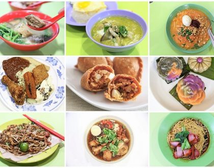 12 Best Stalls From Tanjong Pagar Food Centre - Rolina Curry Puff, Issan Thai Food, To Pandan Leaf Nasi Lemak