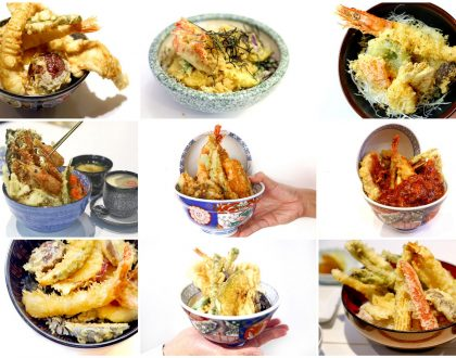 15 Tendon In Singapore - Your Favourite Crispy Tempura Rice Bowls Including Salted Egg Tendon And Pork Tendon